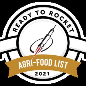 Ready To Rocket Agri-Tech Badge